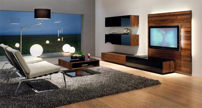 Meuble TV Cubus coulissant