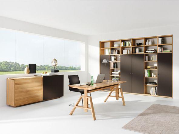 Galerie bureaux meubles lagrange - Amenagement bibliotheque bureau ...