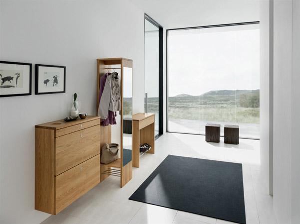 am nagement entr e. Black Bedroom Furniture Sets. Home Design Ideas